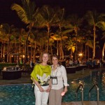 With Dr. Janice Zimmerman at SCCM gathering in San Juan, Puerto Rico.